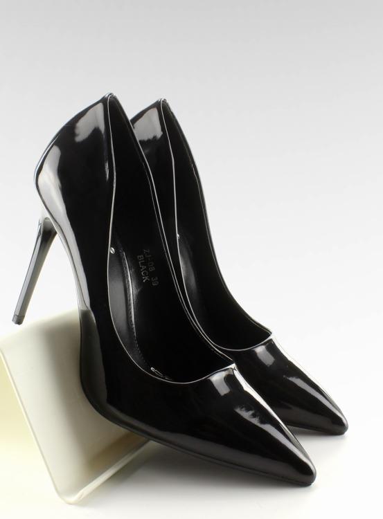 Piękne klasyczne szpili damskie ZJ-08 Black