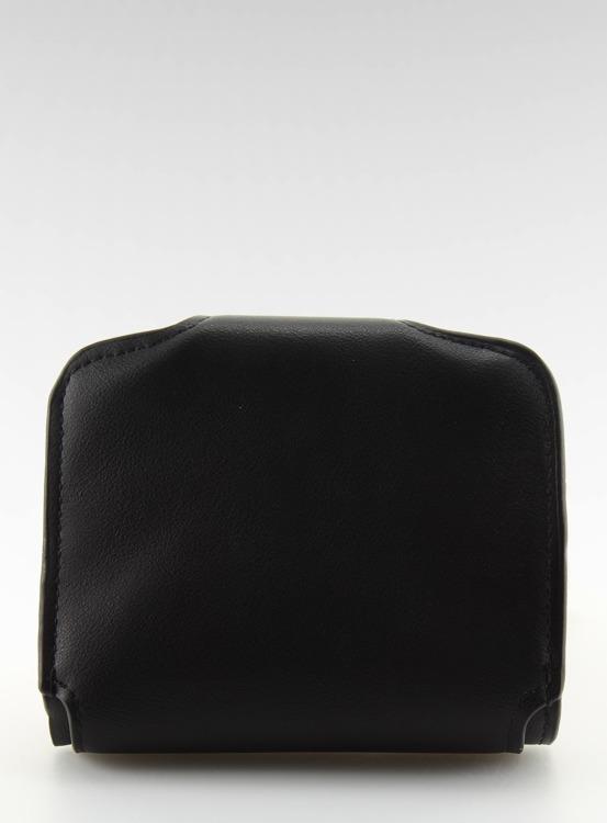 Portfel damski kompaktowy PF-S-156 Czarny