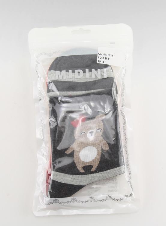 Skarpetki damskie dwupak SK-81029 MULTI-1