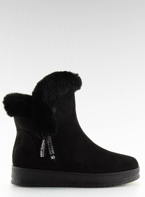 Śniegowce ciepłe czarne MZ-75 BLACK