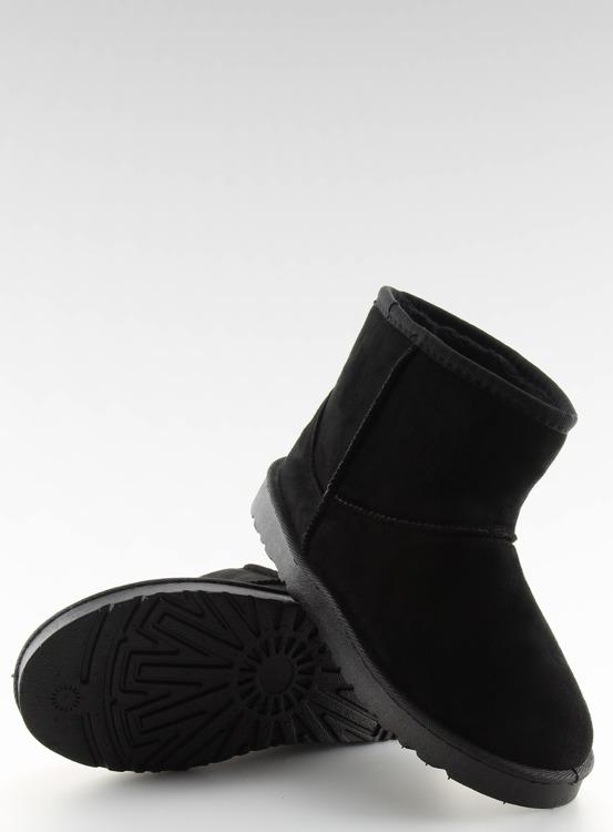 Śniegowce emusy krótkie czarne FC226 BLACK