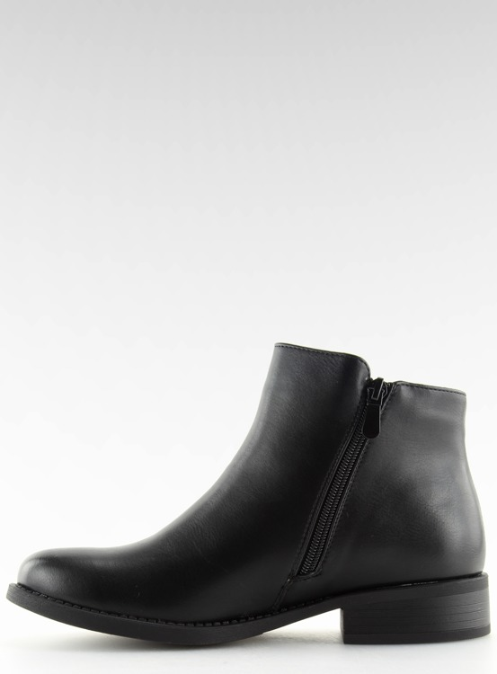 Sztyblety damskie czarne 7352-PA BLACK