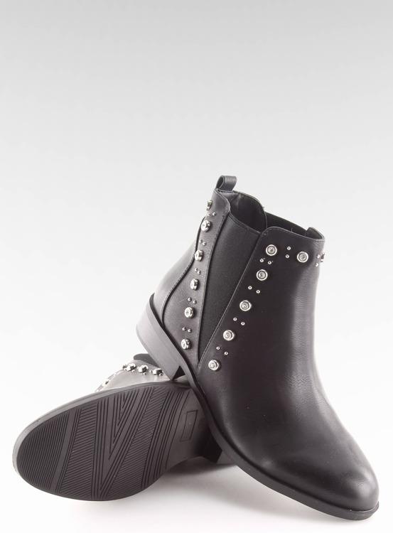 Sztyblety damskie czarne M275 BLACK