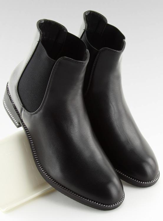 Sztyblety damskie czarne NC700 BLACK