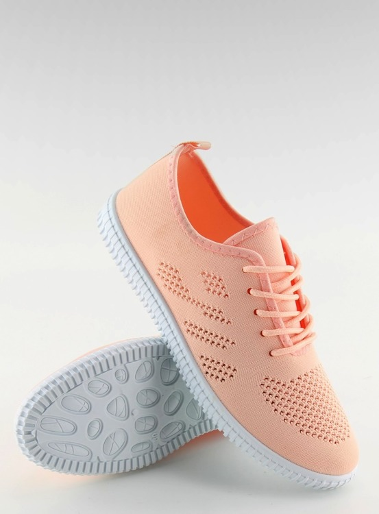Tenisówki damskie różowe LA10P PINK