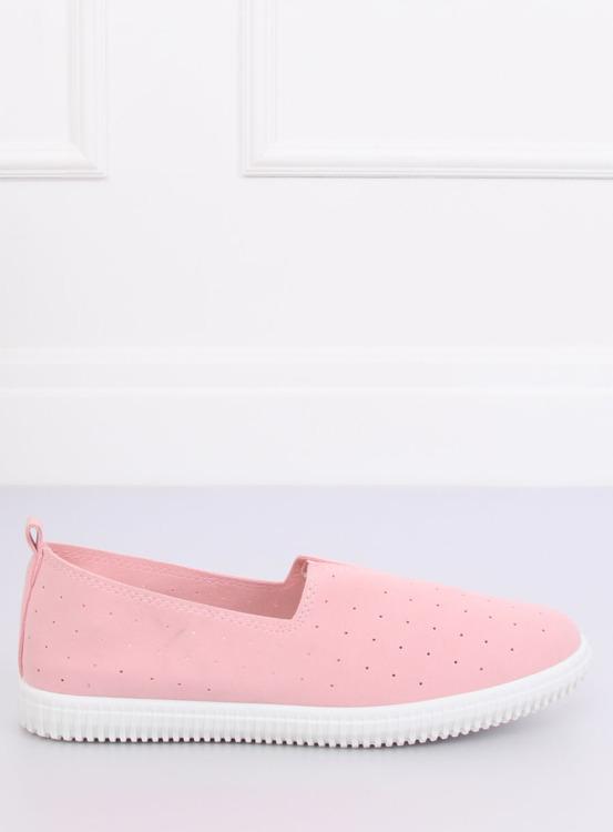 Tenisówki damskie różowe NB187P PINK
