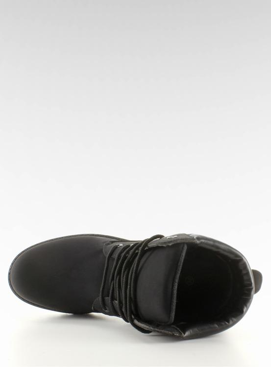 Timberki mono-colour czarne BL83 Black