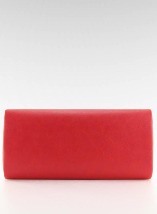 Torebka wizytowa kopertówka czerwona TB-W-571 CZERWONY
