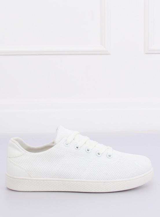 Trampki damskie białe 7062-Y WHITE