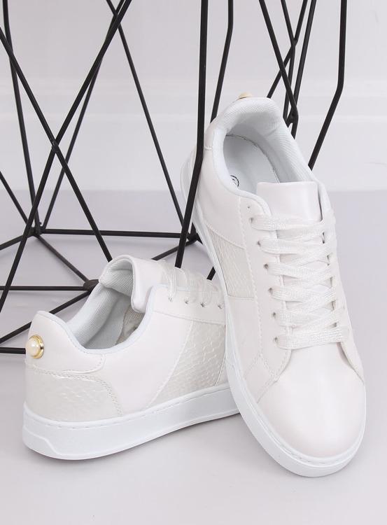 Trampki damskie białe X93 WHITE