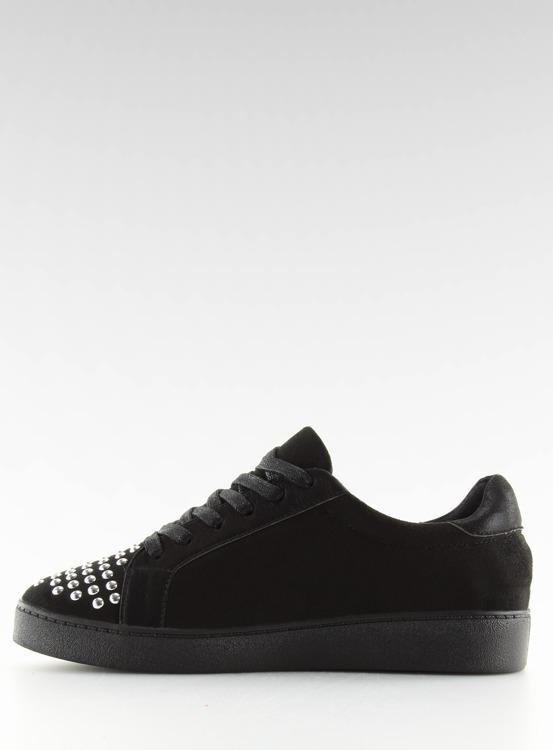 Trampki damskie czarne G253 BLACK