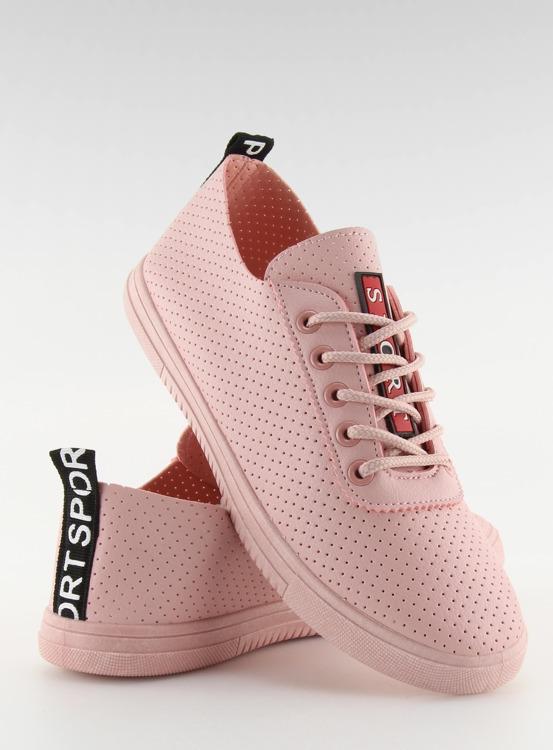 Trampki damskie mięciutkie różowe NB190P PINK