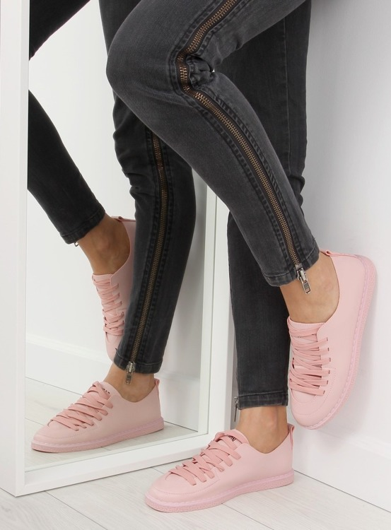 Trampki damskie różowe NB203p PINK