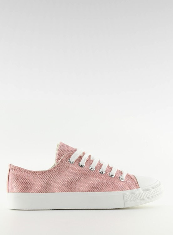 Trampki damskie różowe T-1717 PINK