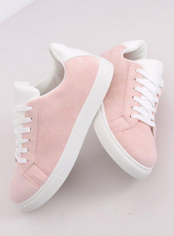 Trampki damskie różowe WB810 PINK