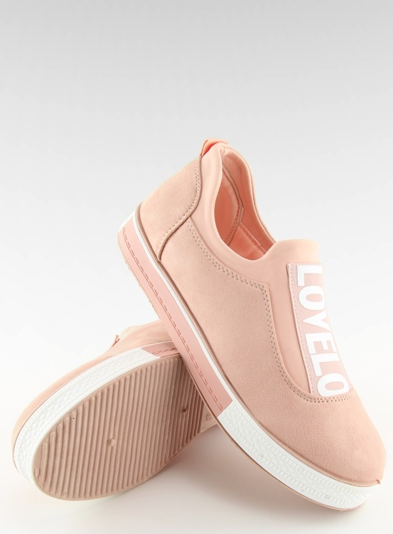 Trampki damskie różowe X-9707 PINK