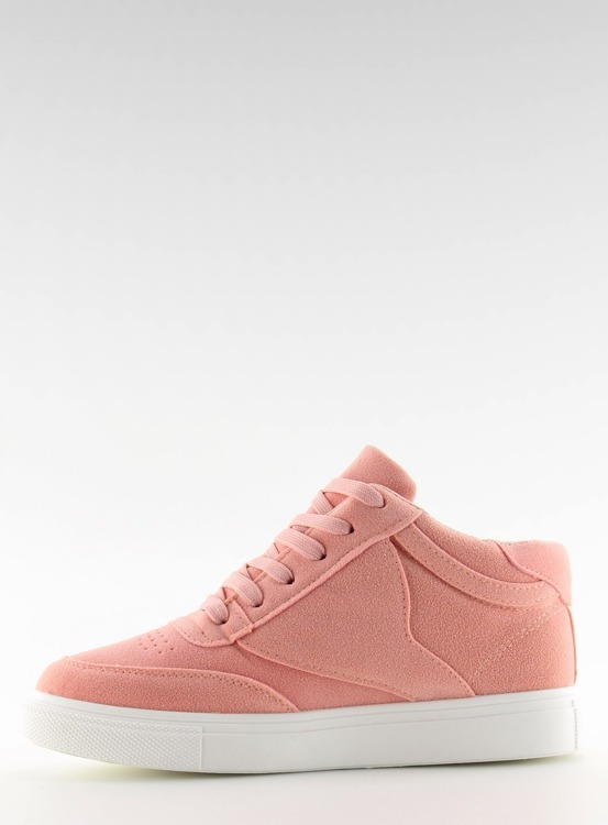 Trampki damskie zamszowe różowe NB171P PINK