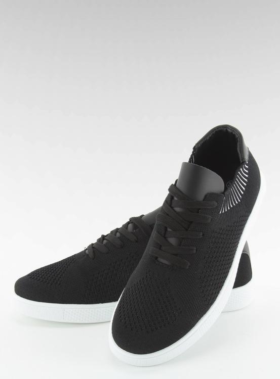 Trampki skarpetkowe new style lz-9826 Black