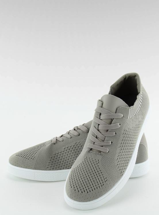 Trampki skarpetkowe new style lz-9826 Grey