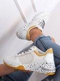Buty sportowe białe YL-22 YELLOW