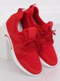 Buty sportowe czerwone X-9762 RED