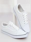 Trampki damskie białe LS-2091 WHITE