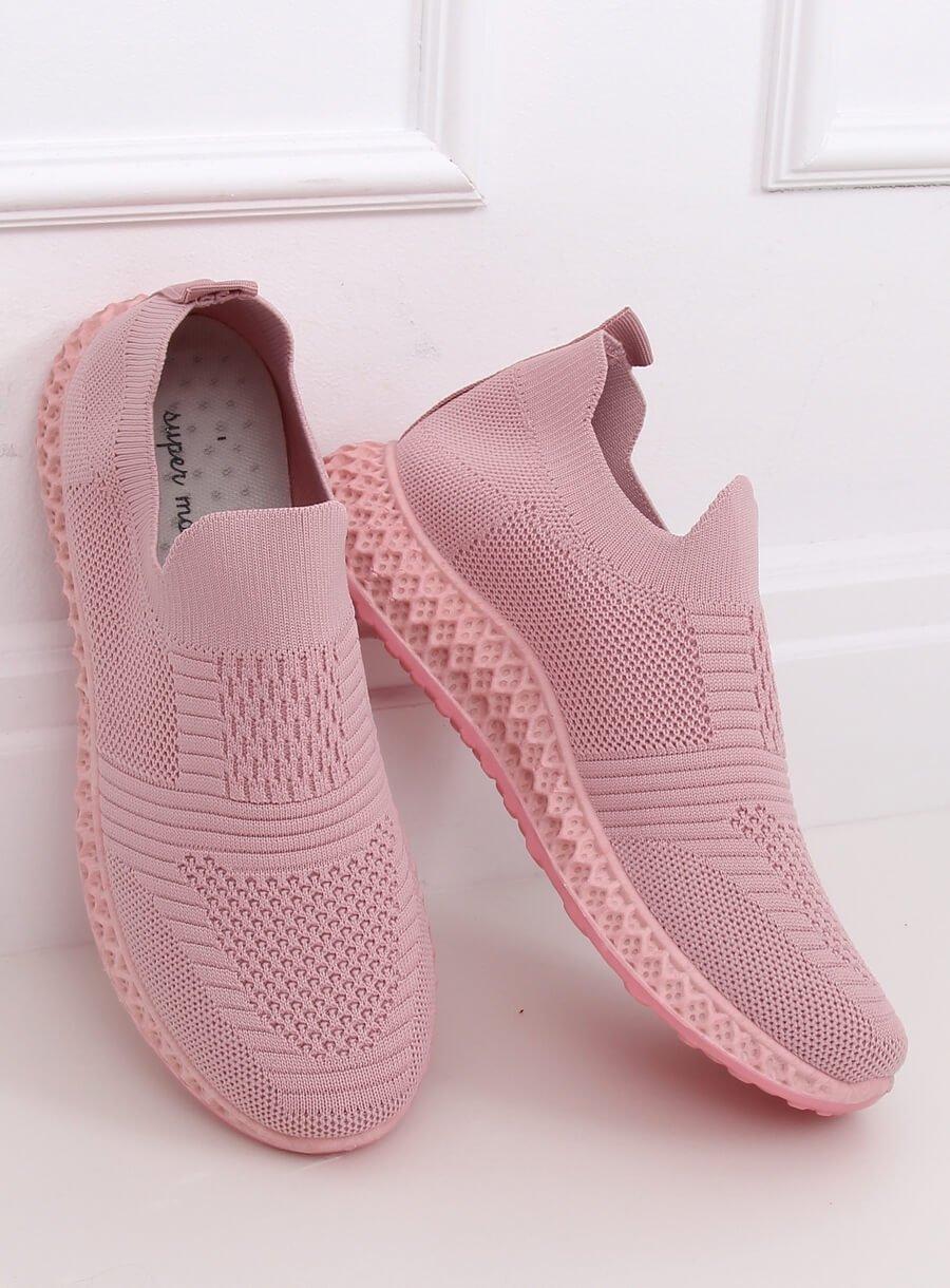 Ružová športová obuv