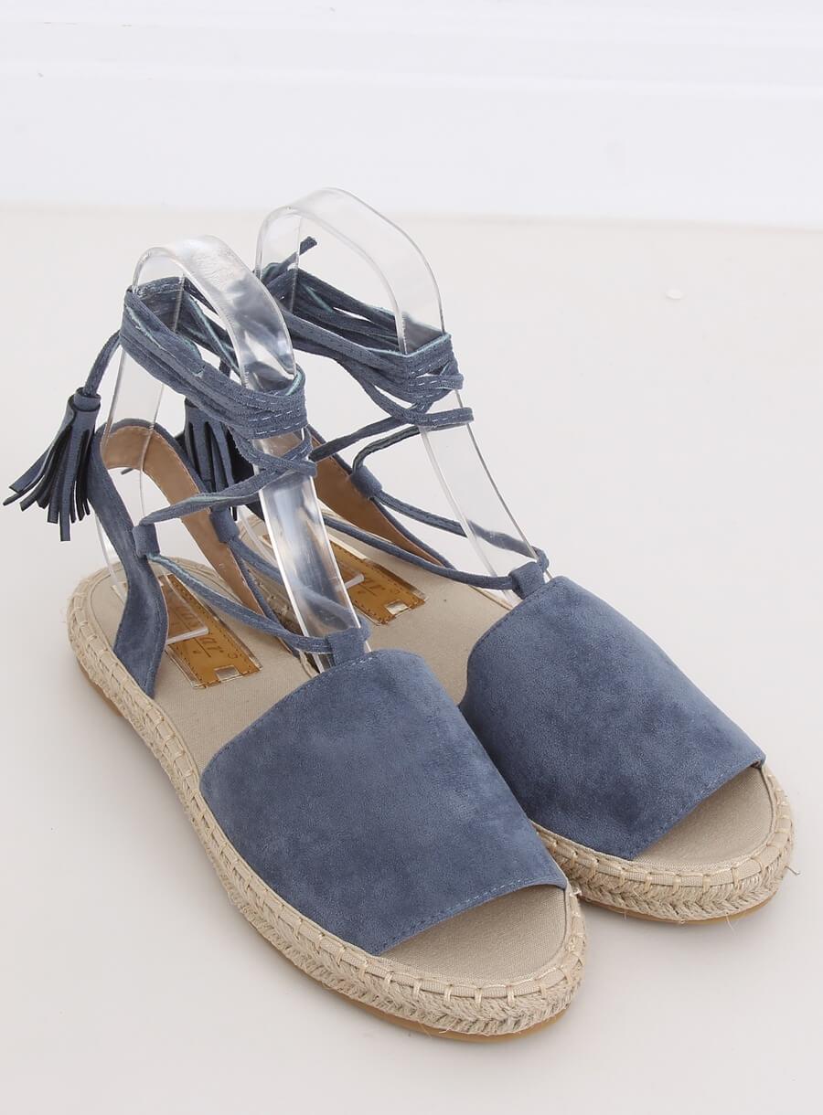 Esedryli/ sandále modré