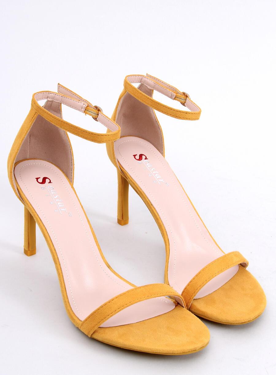 Žlté sandale