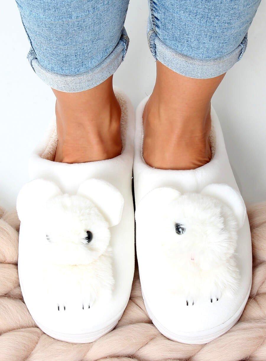 Dámske papuče macko