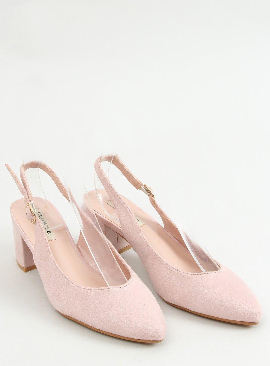 Sandále ružové