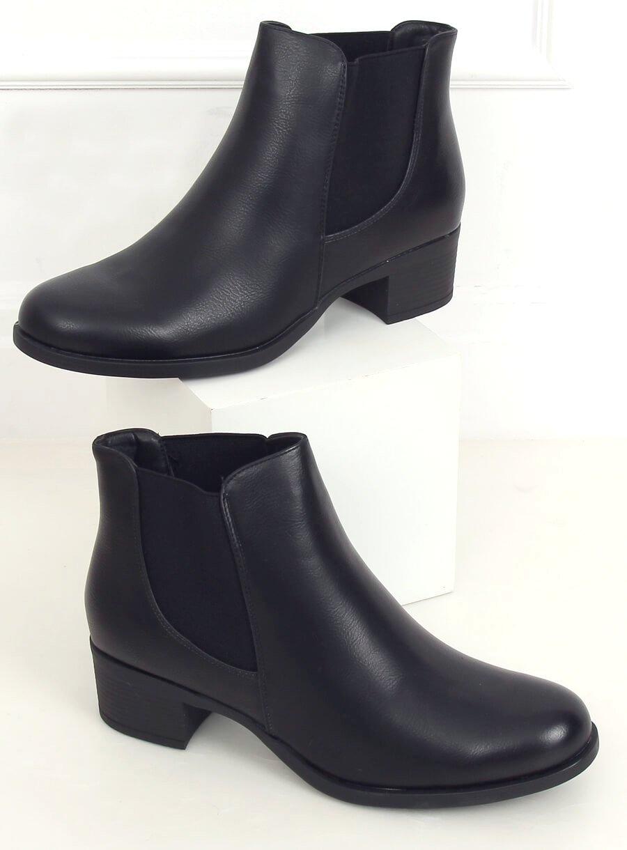 Čierne čižmičky