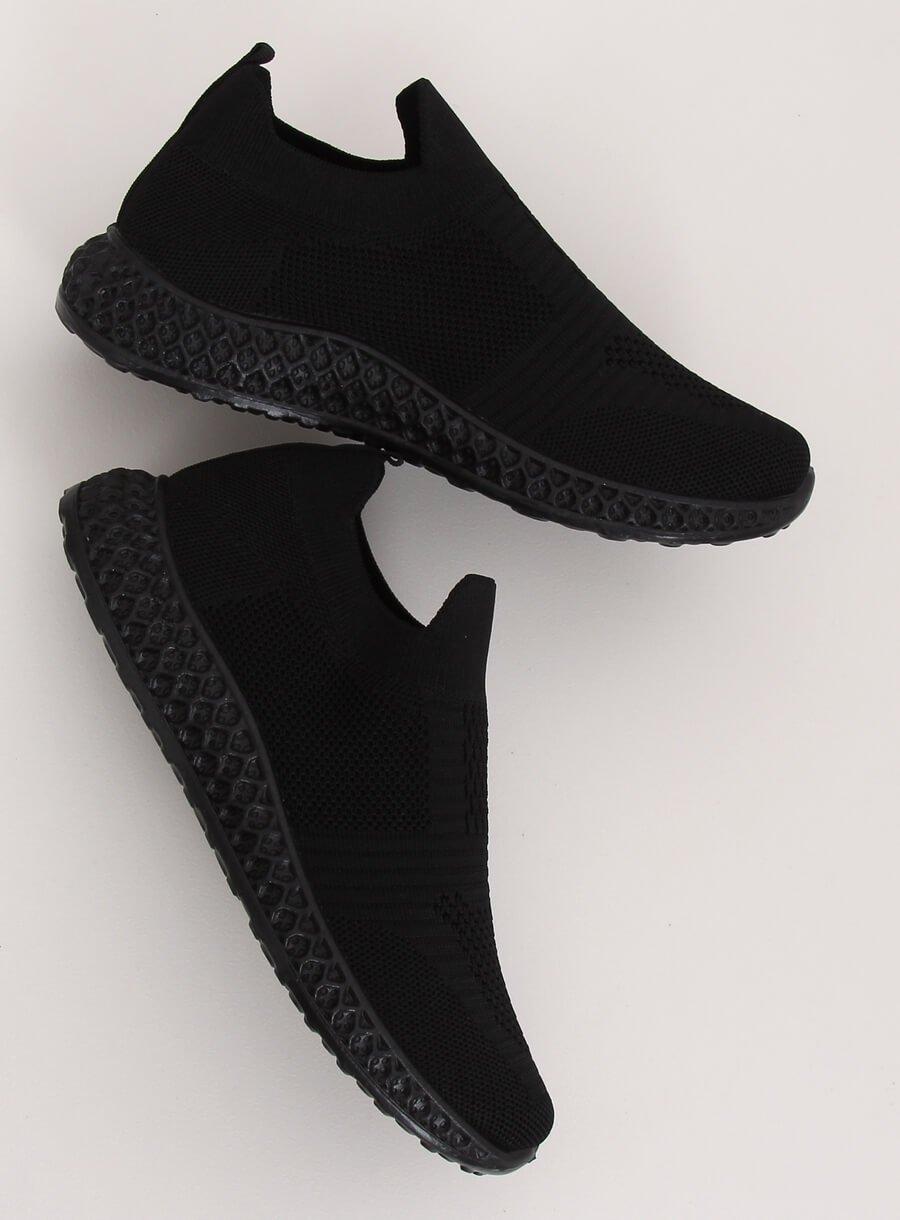 Čierna športová obuv