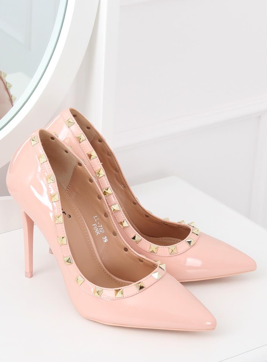 Ružové lodičky