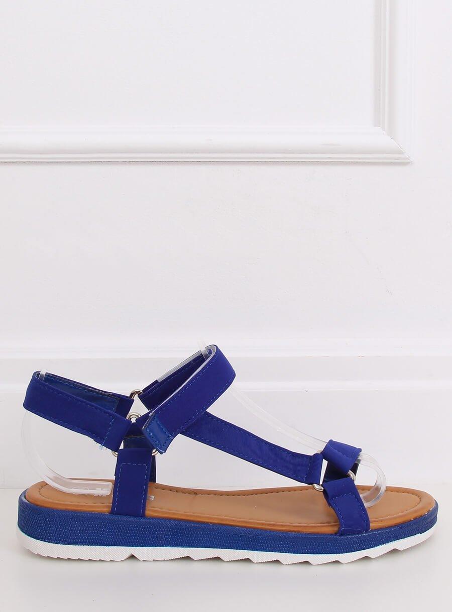 Sandále námornícka modrá