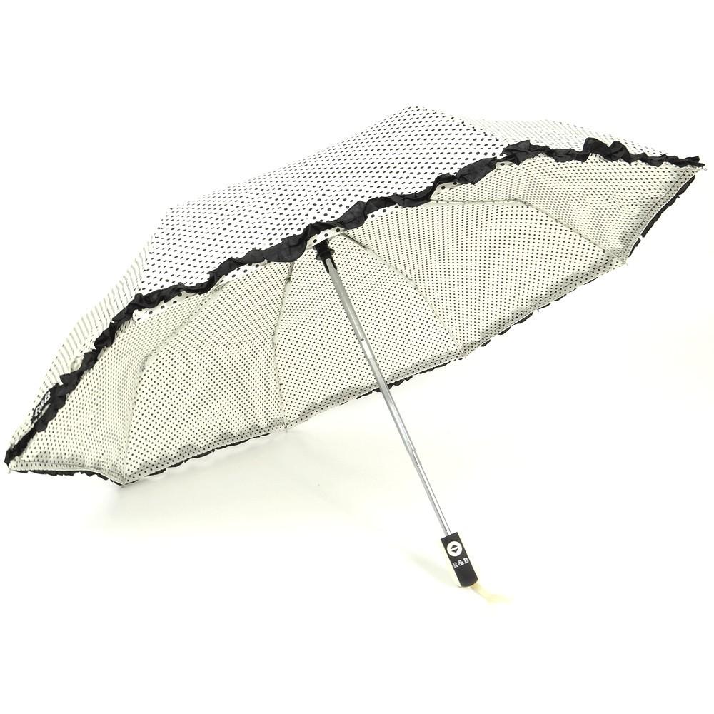 Parasol damski biały
