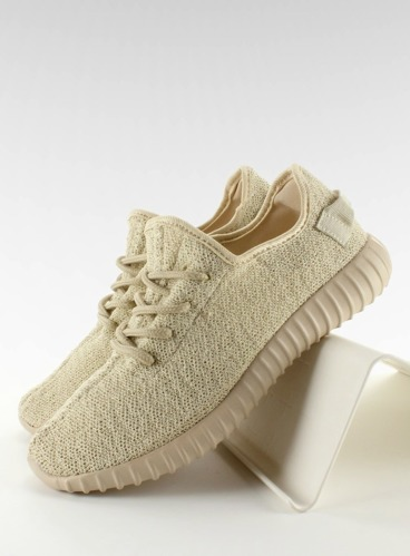 Buty sportowe West Point 8124 Beige