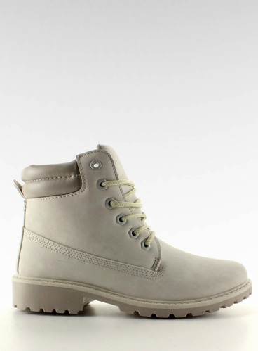 Timberki mono-colour szare BL83 L. Grey
